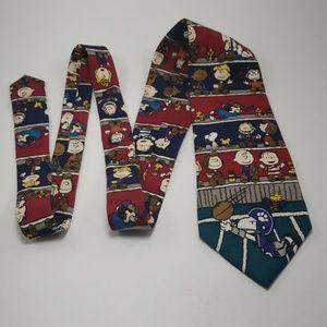 Tie by Peanuts